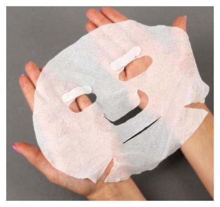 Набор косметических масок для лица в таблетках Цвет белый  Queen Fair