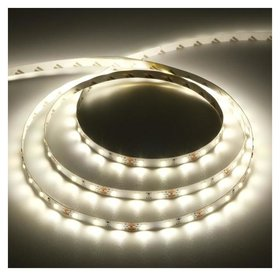 Светодиодная лента на катушке Ecola LED Strip Pro, 8 мм, 12 В, 4200 К, 8 вт/м, Ip20, 5 м  Ecola