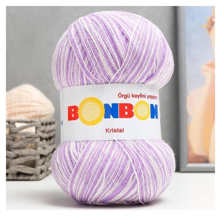 Пряжа Bonbon Kristal 100% акрил 475м/100гр (99425) NNB