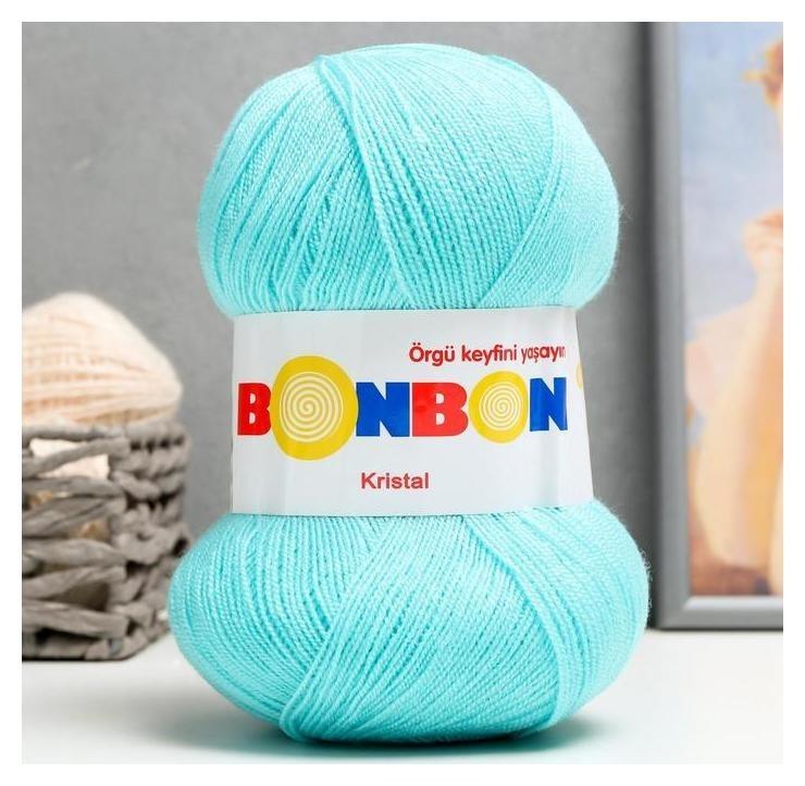 Пряжа Bonbon Kristal 100% акрил 475м/100гр (98855) NNB