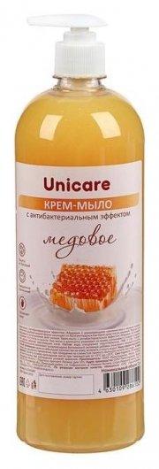 """Крем-мыло с антибактериальным эффектом """"Медовое"""" Unicare  Unic"""