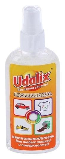 Пятновыводитель Udalix Professional жидкий, 100 мл Udalix