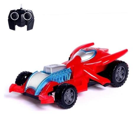 Машина радиоуправляемая Spider-car, работает от батареек  Автоград
