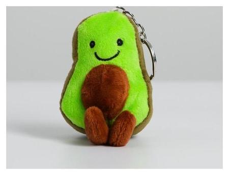 Мягкая игрушка Авокадо на брелоке NNB