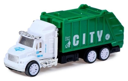 Машина инерционная «Городская служба» NNB