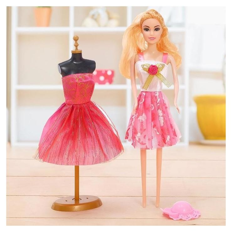 Кукла «Даша» в платье NNB