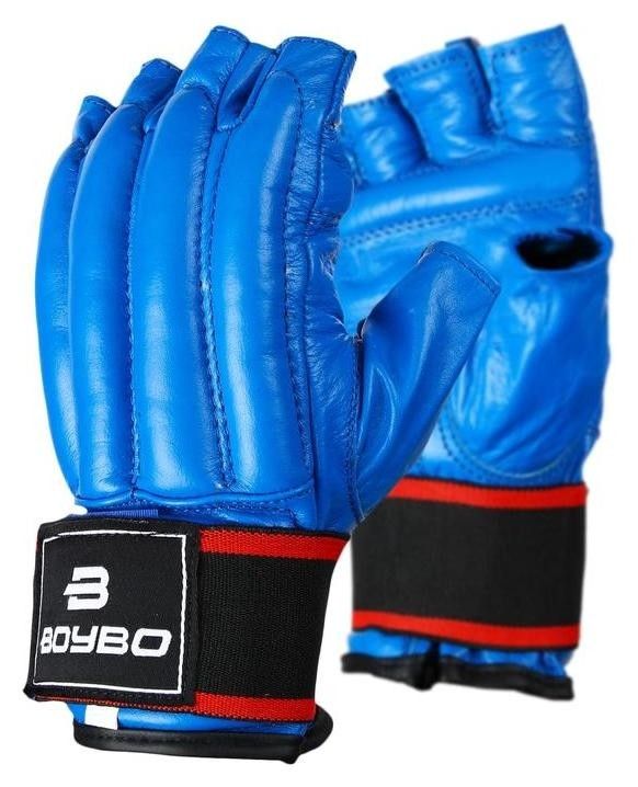Шингарты Boybo, цвет синий, размер XL  Boybo