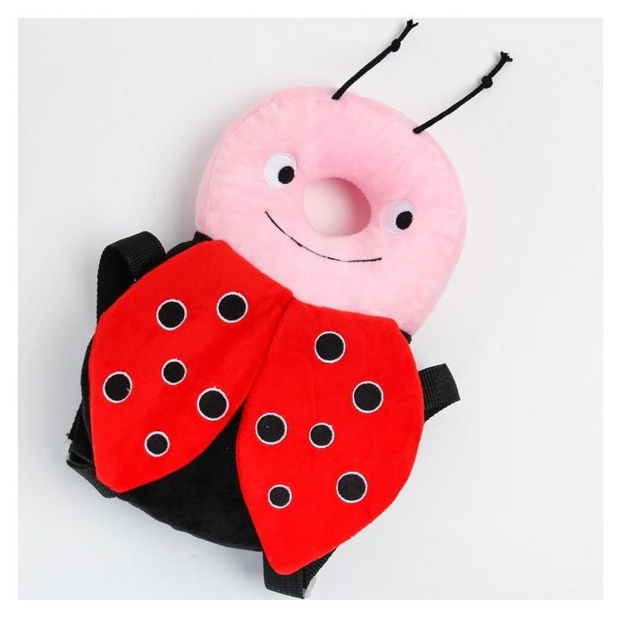 Рюкзачок-подушка для безопасности малыша Божья коровка Крошка Я