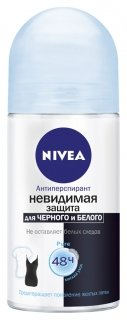 "Дезодорант-антиперспирант ""Невидимая защита"" Pure  Nivea"