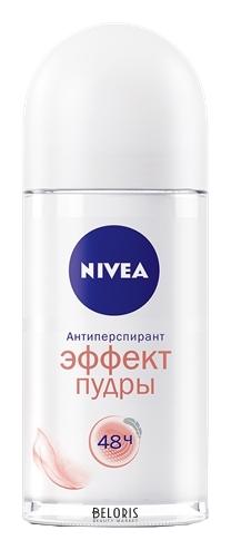 Купить Дезодорант для тела Nivea, Дезодорант-антиперспирант Эффект пудры , Германия