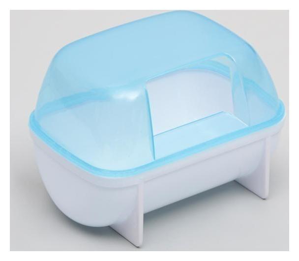 Туалет-домик для грызунов большой, 11,7 х 8,8 х 8,7 см  NNB