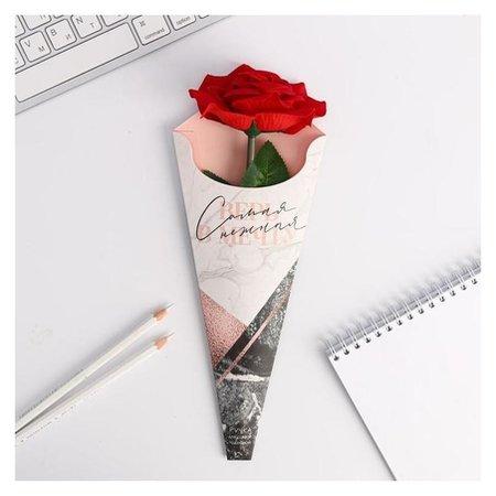 "Ручка роза ""Самая нежная""  ArtFox"
