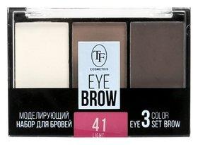 Моделирующий набор для бровей Eyebrow 3 Color Set Триумф