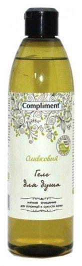Гель для душа для склонной к сухости кожи Оливковый  Compliment