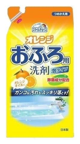 Чистящее средство для ванной комнаты с ароматом цитрусовых  Mitsuei