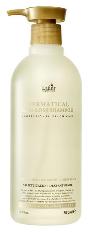 Бессульфатный шампунь с салициловой кислотой и ментолом против выпадения волос LADOR