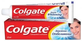 """Зубная паста """"Бережное отбеливание""""  Colgate"""