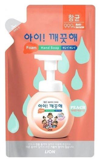 Пенное мыло для рук с ароматом персика Ai - Kekute  CJ Lion