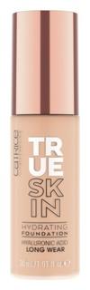 Тональная основа для лица True Skin Hydrating Foundation Catrice