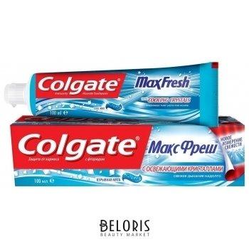 Зубная паста МаксФреш Взрывная Мята Colgate