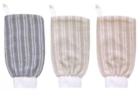Мочалка-рукавица  VIVAL