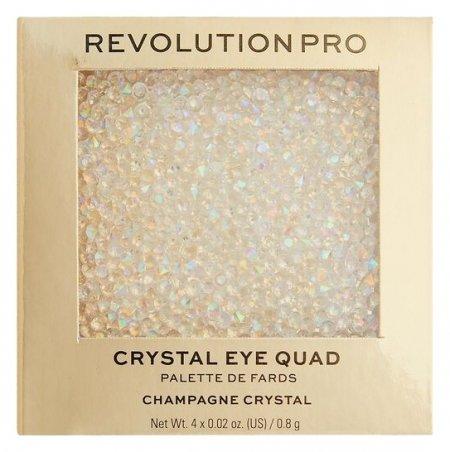 Палетка теней для век Ultimate Eye Look Palette  Revolution PRO