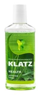 Ополаскиватель для полости рта целебные травы  Klatz