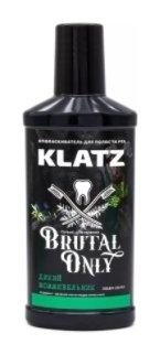 Ополаскиватель для полости рта дикий можжевельник  Klatz