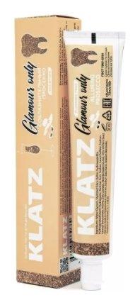 Зубная паста для девушек соблазнительный просекко без фтора   Klatz