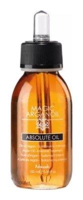 Масло для интенсивного лечения волос Магия арганы абсолютбAbsolute Oil   Nook