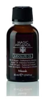 Масло для волос Магия арганы абсолют Absolute Oil  Nook