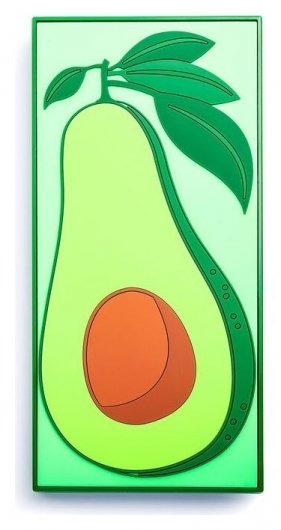 Палетка теней для век Tasty Avocado  I Heart Revolution