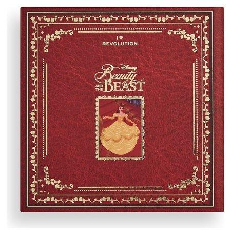 Хайлайтер для лица Disney Fairytale Books Heart Highlighter Belle I Heart Revolution Disney