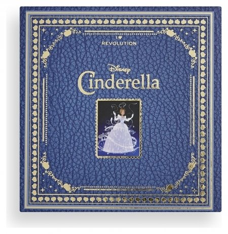 Хайлайтер для лица Disney Fairytale Books Heart Highlighter Cinderella  I Heart Revolution