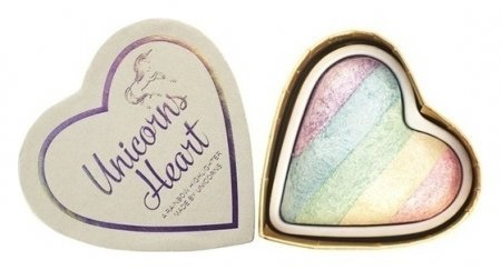 Хайлайтер для лица Unicorns Highlighter  I Heart Revolution