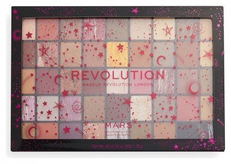 Палетка теней для век Maxi Reloaded Palette Mars  Makeup Revolution