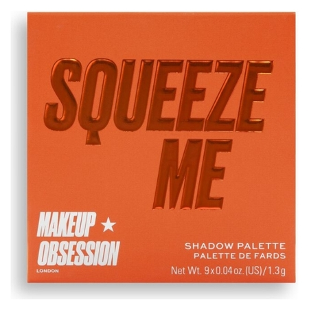 Тени для век Squeeze Me Eyeshadow Palette  Makeup Obsession