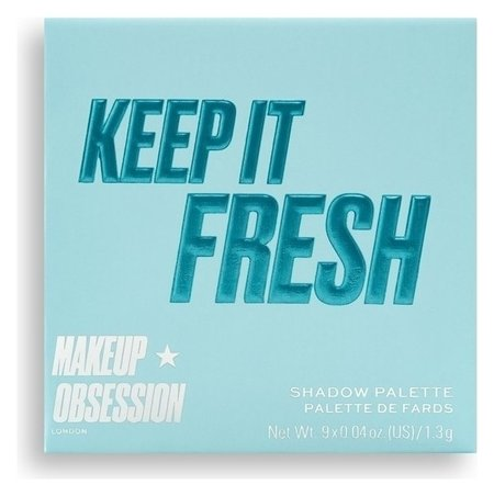 Палетка теней для век Keep It Fresh Eyeshadow Palette  Makeup Obsession
