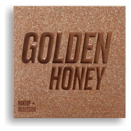 Тени для век Golden Honey Eyeshadow Palette  Makeup Obsession
