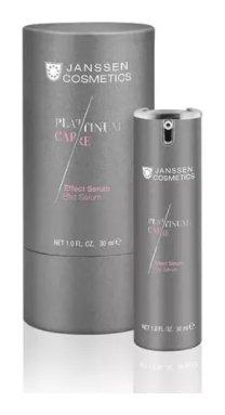 Сыворотка для лица реструктурирующая с коллоидной платиной  Janssen Cosmetics