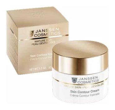 Лифтинг-крем антивозрастной обогащенный Anti-age Skin Contour Cream Janssen Cosmetics Mature Skin