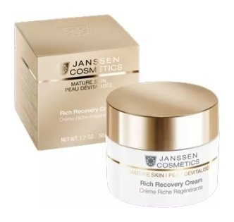 Крем обогащенный Anti-age регенерирующий с комплексом Cellular Regeneration   Janssen Cosmetics