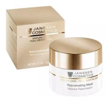 Крем-маска омолаживающая с комплексом Cellular Regeneration для зрелой и сухой кожи  Janssen Cosmetics
