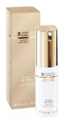 Крем для контура глаз омолаживающий укрепляющий с комплексом Cellular Regeneration   Janssen Cosmetics