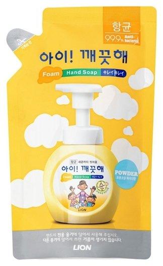 Пенное мыло для рук для чувствительной кожи  CJ Lion