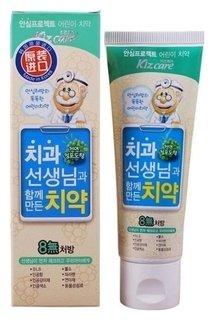 Детская гелевая лечебно-профилактическая со вкусом зеленого винограда 0+  Mukunghwa