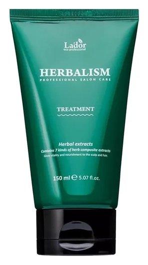 Маска для волос с аминокислотами Herbalism Treatment  LADOR
