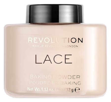 "Пудра для лица ""Lace Baking Powder""  Makeup Revolution"