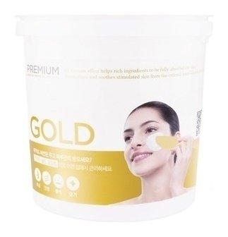 Альгинатная маска с коллоидным золотом  Lindsay