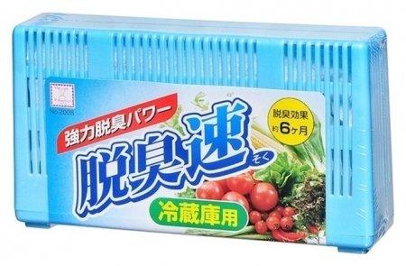 Поглотитель неприятных запахов для холодильника угольный  Kokubo